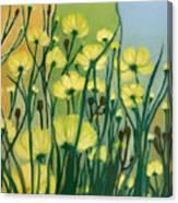 The Delightful Garden Canvas Print