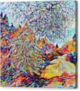 The Dendritic Tree Canvas Print