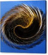 The Digital Paintbrush Canvas Print