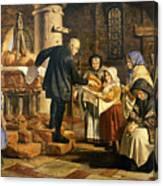 The Dole Canvas Print