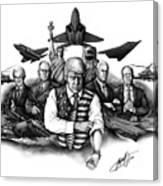 The Donald - Make America Great Again Canvas Print