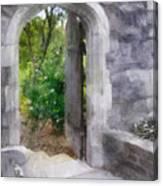 The Door Into Summer Canvas Print