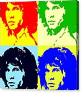 The Doors And Jimmy Canvas Print