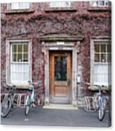 The Dorms At Trinity College Dublin Ireland Canvas Print