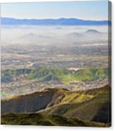 The Dreamy San Bernardino Canvas Print