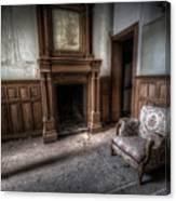 The Duchess Chair  Canvas Print
