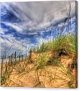 The Dunes Canvas Print