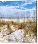 The Dunes Special Canvas Print