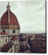 The Duomo Canvas Print