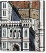 The Duomo Detail Canvas Print