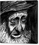 The Dutchman Canvas Print