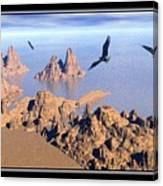 The Eagles Canvas Print