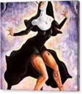 The Ecstasy Of Mother Liberation  Canvas Print