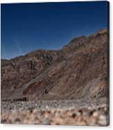 The Edge Of Death Valley Canvas Print