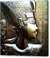 Queen Of Egypt Nefertiti Artwork Canvas Print