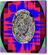 The Embryo Of Eden Canvas Print