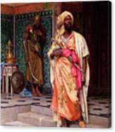 The Emir, 1883 Canvas Print