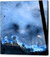 The Empty Ship Canvas Print