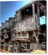 The Engine #3 Canvas Print
