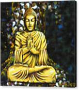 The Enlightened One Canvas Print