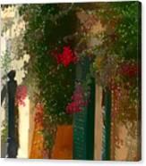 The Entrance Canvas Print