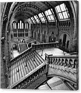 The Escher View Canvas Print