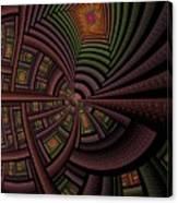 The Eschereschaton Canvas Print