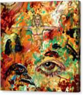The Eye Of Art Canvas Print