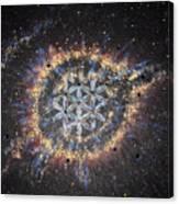 The Eye Of God - Helix Nebula Canvas Print