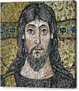 The Face Of Christ Canvas Print