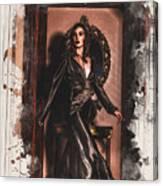 The Fairy Godmother Canvas Print
