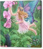 The Fairy Princess Jasmine  Canvas Print
