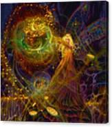 The Fairy Treasure Canvas Print