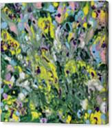 The Feeling Of Spring Canvas Print