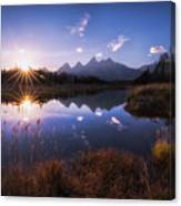 The Finer Things Canvas Print