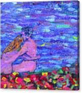 The First Autumn Canvas Print