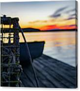 The Fisherman's Life Canvas Print