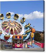 The Flipper At The Prater Canvas Print