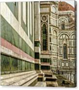 The Florence Cathedral Canvas Print