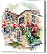 The Forresters Arms In Kilburn Canvas Print