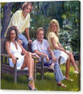 The Fraum Family Canvas Print