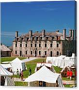 The French Castle 6709 Canvas Print
