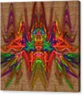 The Fruit Of Apophysis Canvas Print