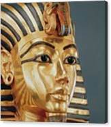 The Funerary Mask Of Tutankhamun Canvas Print
