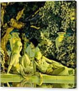 The Garden Of Allah Canvas Print