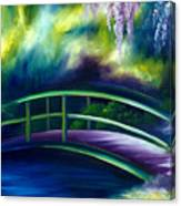 The Gardens of Givernia Canvas Print