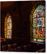 The Garrett Windows Canvas Print