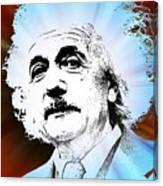The Genius Mind Canvas Print