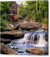The Glade Creek Mill Canvas Print