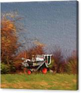 The Gleaner In Repose Canvas Print